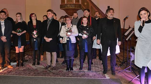 Nemocné bratry Forstovy podpořil i Roman Horký z kapely Kamelot.
