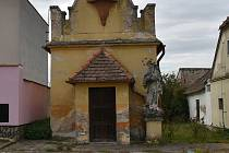 Kaplička v Kasárnách projde celkovou opravou.