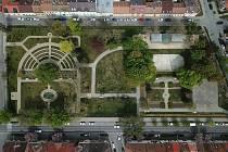 Ve znojemském Jubilejním parku bude pokračovat druhá část památkové obnovy.