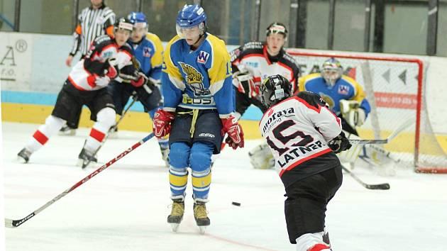 Orlí juniorka prohrála s Ústím nad Labem.