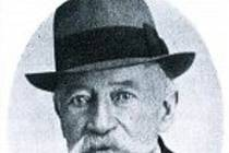 160 let od narození právníka a politika Václava Pereka.