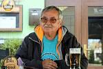 Dlouholetý údržbář ze znojemské zdravky Karel Vacula.Foto: Deník/Dalibor Krutiš