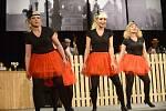 Televizní Kabaret u dobré pohody sehráli v pátek premiérově herci znojemského Divadelního studia Martiny Výhodové. Sklidili bouřlivý potlesk.