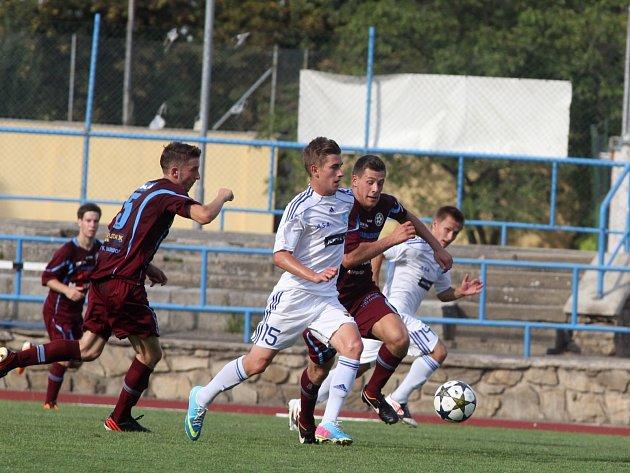 Bronislav Stáňa (v bílém)