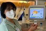První dva pacienti v znojemské nemocnici dostali lék bamlanivimab ve čtvrtek 18. března.