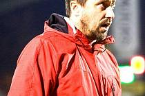 Trenér 1. SC Znojmo Michal Sobota