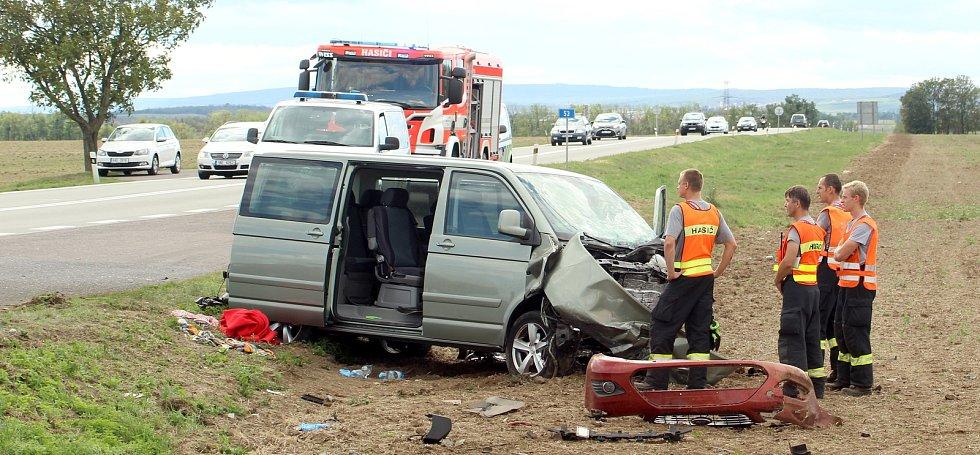 Smrtelná nehoda na bantické křižovatce.