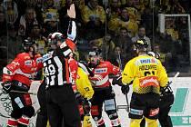 Hokejisté Znojma se mohou po návratu do Rakouska těšit na další napínavá derby s Vídní.