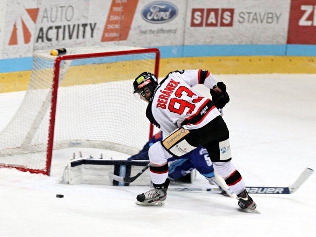 Hokejista Petr Beránek.