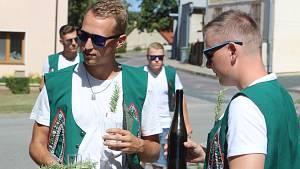 Nedělní dopoledne patřilo ve Višňovém zvaní na tradiční pouť