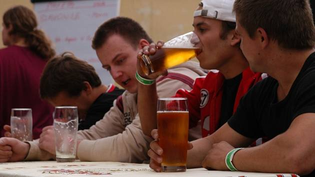 Slavnosti piva ve Znojmě