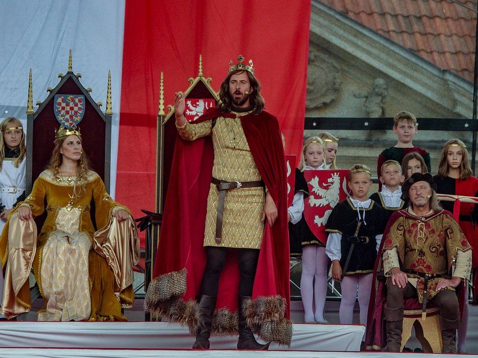 Znojemské historické vinobraní 2019.