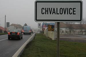 Chvalovice jsou nejbohatší vesnice regionu.