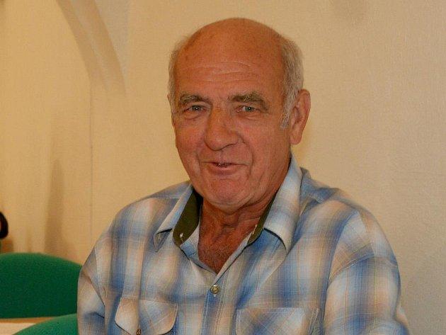Ludvík Hekrle (KSČM).
