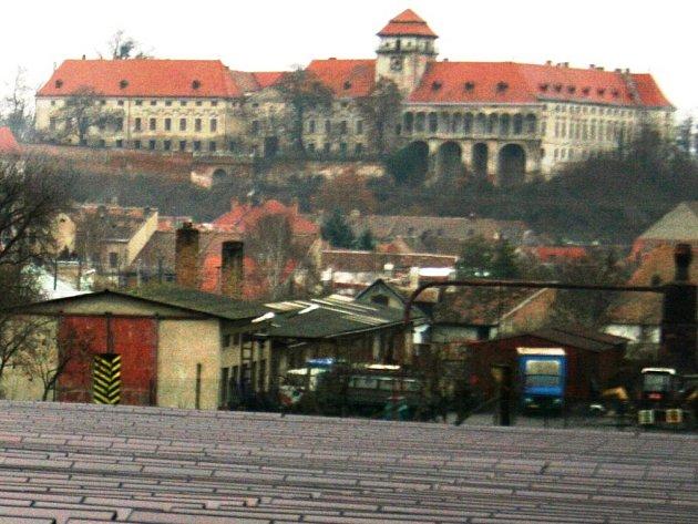Jaroslavický zámek, ilustrační fotografie