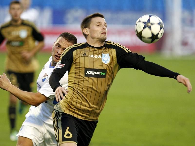 Tomáš Cihlář ve znojemském dresu.