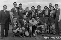 Fotbalový klub Tasovice letos oslaví 75 let.