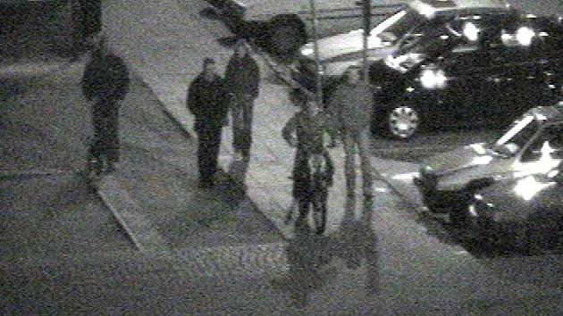 Opilý motorkář jezdil v centru Znojma