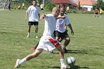Fotbalový FCup - ilustrační fotografie.