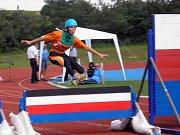 Mladí vítoničtí hasiči jezdí po soutěžích.
