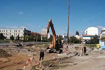 V roce 2002 nechalo město podchod zasypat. Nebyly peníze na opravy.