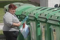 Dana Viktorinová z Hodonic má ráda pořádek. Také proto poctivě třídí odpad z domácnosti.