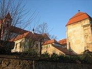 V Louckém kláštěře se sešla i rakouská ministině zahraničí se svým českým protějškem