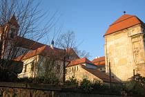 Loucký klášter. Ilustrační fotografie