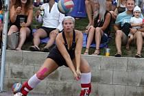 Třiašedesát volejbalových týmů se zúčastnilo 49. ročníku turnaje Vranovské léto.