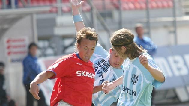 Fotbalové utkání - Nosko - Švarc