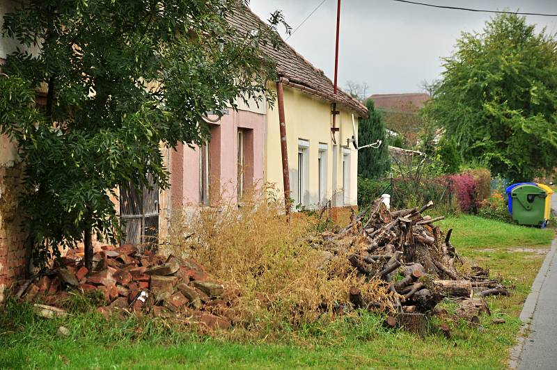 Na vesnici téměř revoluční přístup zvolil starosta Dyjákovic na Znojemsku, když vyzval obyvatele k úklidu před domy.