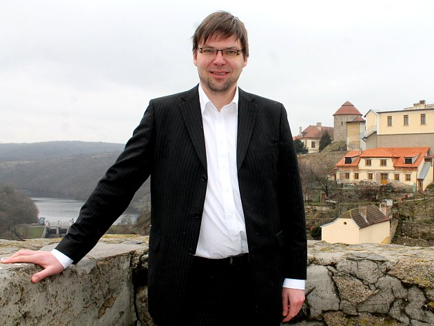 Nového okresního předsedu mají občanští demokraté na Znojemsku. Stal se jím čtyřiatřicetiletý ekonom a sociolog Pavel Kovařík.