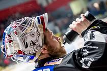 Finský gólman Teemu Lassila.