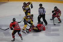 Hokejisté Znojma v soutěži EBEL.