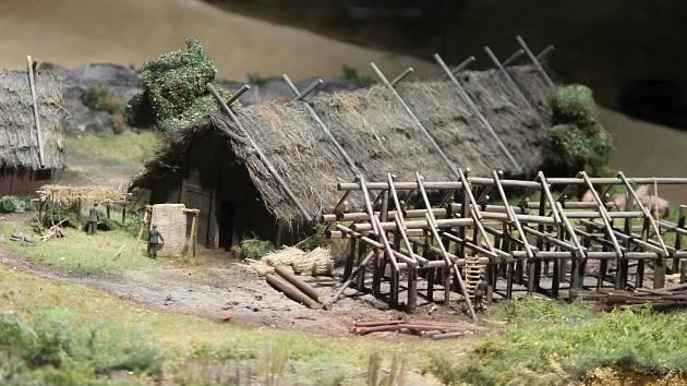 Pracovníci muzea finišují s přípravami. Blíží se totiž otevření nové archeologické expozice v prostorách minoritského kláštera.