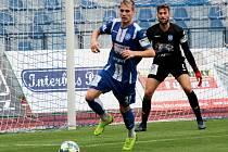 Znojemští fotbalisté se po třech měsících společně sešli na trávníku. Trénovali v Břežanech a už příští týden sehrají přípravu s Blanskem.