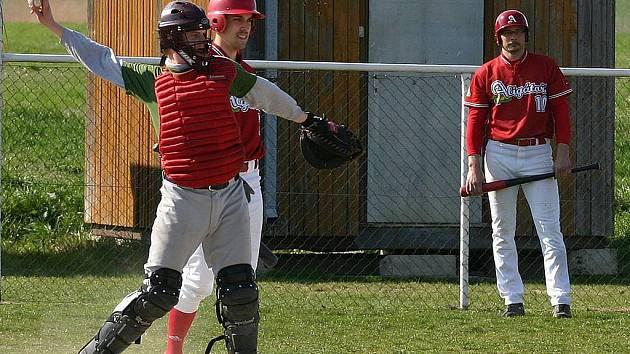 Znojemští baseballisté.
