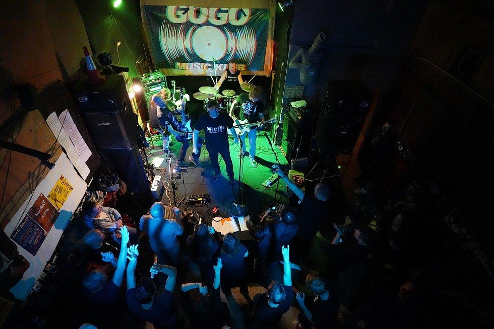 Nejstarším hudebním klubem ve Znojmě je GoGo v Pražské ulici. Ilustrační foto.