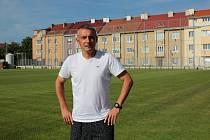 Fotbalový kouč Václav Dvořák nově trénuje divizní Tasovice. Zdejší kádr tvoří dle něj dobrou partu.