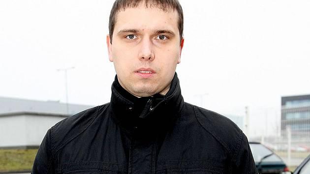 Nový ředitel Znojemské besedy Dušan Varga.