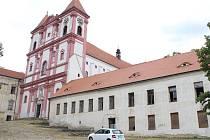 Loucký klášter ve Znojmě. Ilustrační foto.