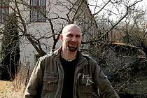 U Tvořihráze budou vracet závislé lidi do běžného života, občanské sdružení Salebra vede Jiří Hladík.