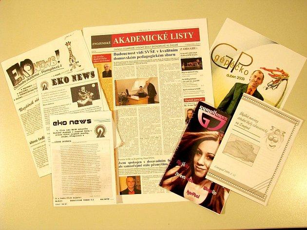 Studentské noviny