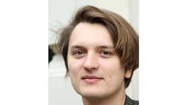 Mladý znojemský architekt Jan Hora.
