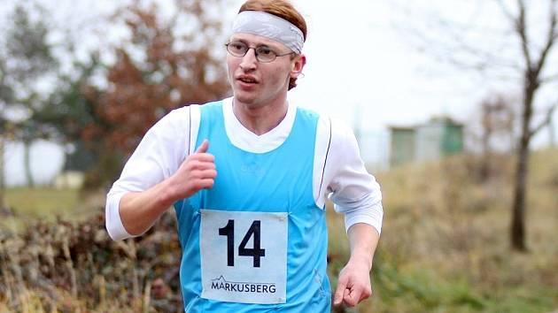 Vojtěch Čabala je pravidelným účastníkem závodů Znojemského běžeckého poháru.