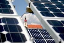 Fotovoltaická elektrárna v Dyjákovicích