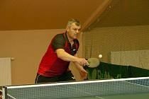 Hodoničtí sportovci uspořádali třetí březnovou sobotu turnaj ve stolním tenise k uctění památky předsedy TJ Rostislava Lattnera.