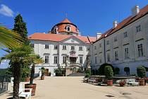 Po pěti letech dokončili opravy zámku Vranov nad Dyjí.