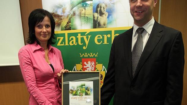 Znojmo dostalo cenu za nejlepší městskou webovou prezentaci
