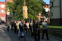 Znojemští pravoslavní slavili Velikonoce